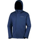 Columbia Everett Mountain Giacca Uomo blu